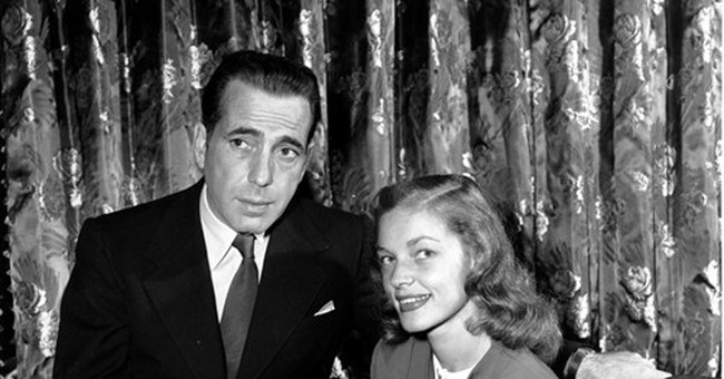 Lauren Bacall, a screen goddess of the shadows