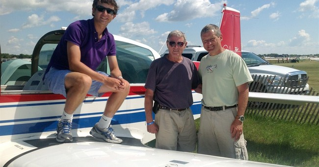 Report: Senator's son was flying new aircraft solo