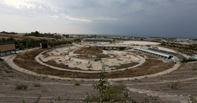 Athens Olympics leave mixed legacy, 10 years later
