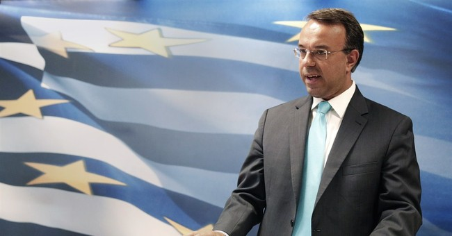 Greek economy contracts at slowest rate since 2008