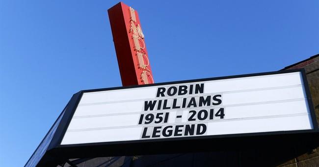 'Aladdin' stage, film stars mourn Robin Williams