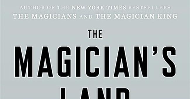 'Magician's Land' closes a trilogy that matures