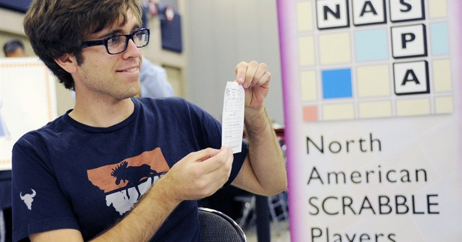 W-I-N-N-E-R! Oregon man crowned Scrabble champ