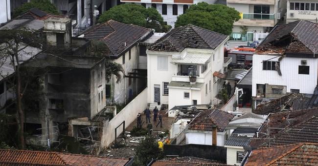 Brazil: Presidential candidate dies in plane crash