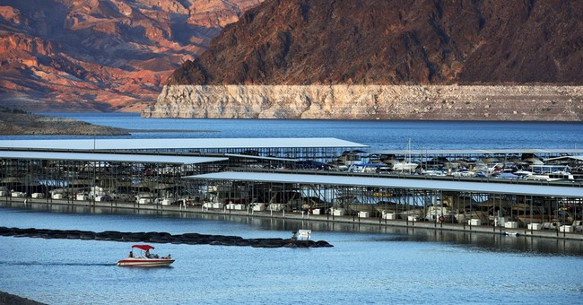 More water headed to struggling Lake Mead
