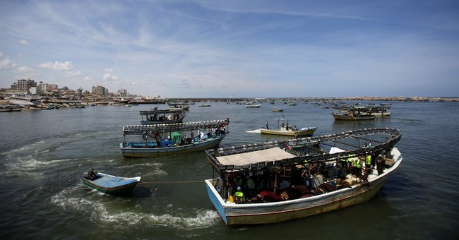 Israel-Hamas deal may hinge on seaport for Gaza