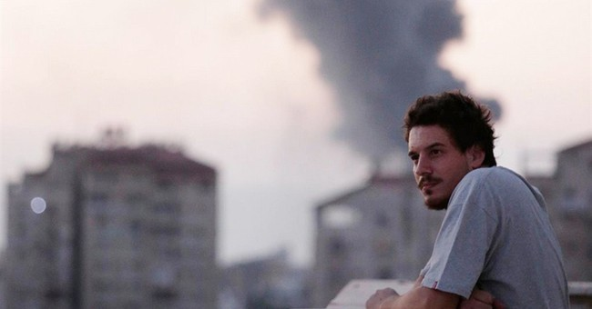 AP video journalist Simone Camilli killed in Gaza