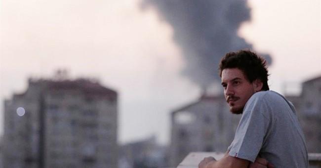 AP video journalist Simone Camilli killed in Gaza