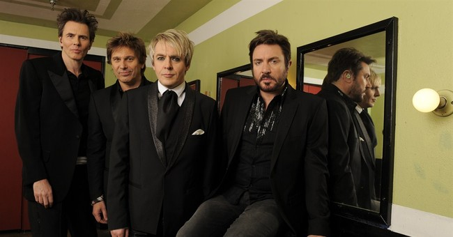 Duran Duran coming to theaters (and your earbuds)