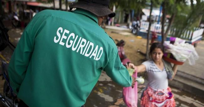 Few Nicaraguan child migrants join in trek to US
