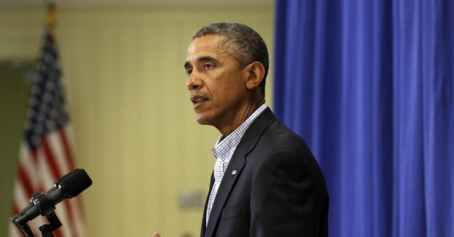 Obama: No Iraq rescue; further airdrops unlikely