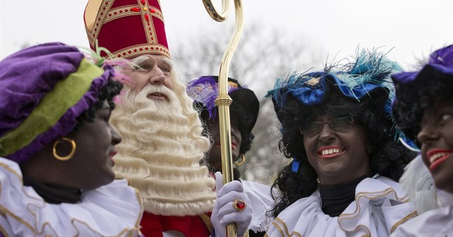 Amsterdam mayor: Black Pete figure to change
