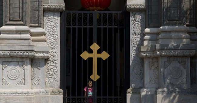 Pope's South Korea visit brings China opportunity