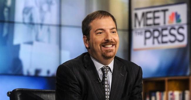Chuck Todd taking over NBC's 'Meet the Press'