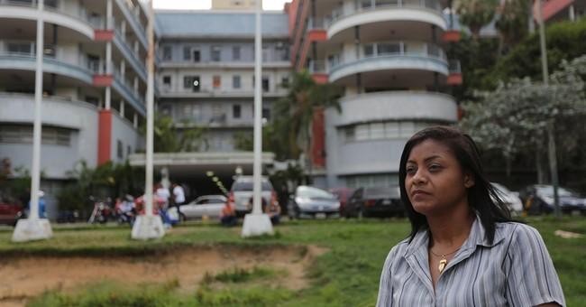 Gunmen wreak havoc in Caracas emergency rooms