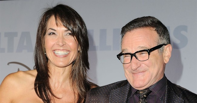Robin Williams' wife statement on Parkinson's
