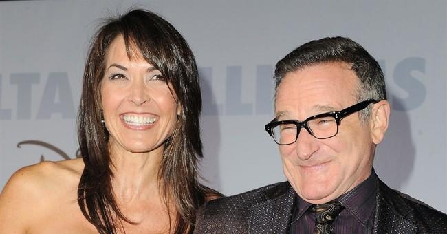 Robin Williams' wife statement on Parkinson's