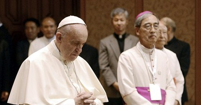 Pope makes tough sell on materialism in SKorea