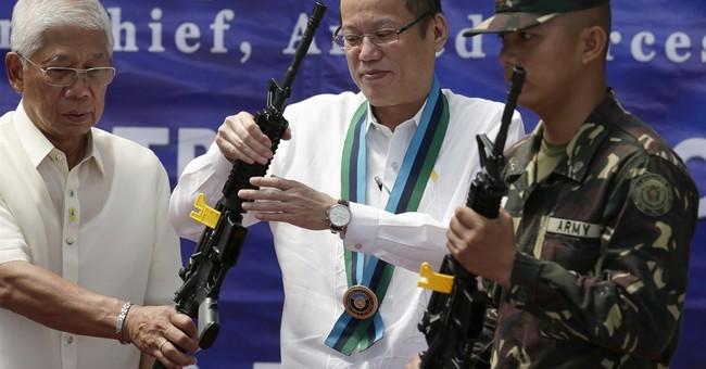 Image of Asia: Modernizing the Philippine military