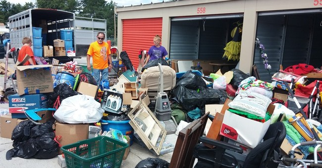 Communities across US recover after floods