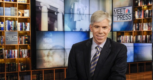 Ex-host David Gregory praised on 'Meet the Press'