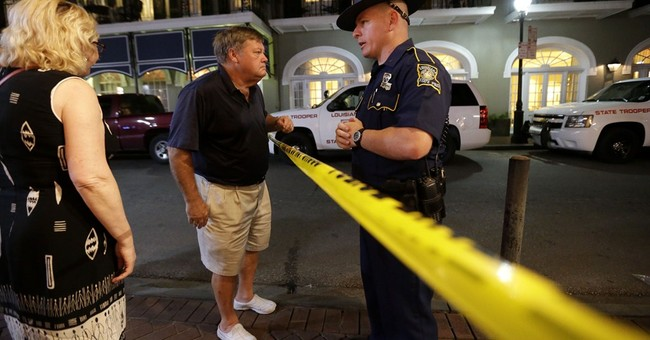 Man fatally stabbed in New Orleans' French Quarter