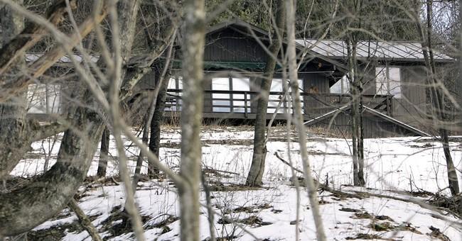 Former home of J.D. Salinger up for sale