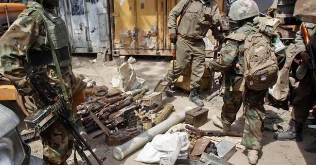 500 guns seized: Somalia tries to disarm Mogadishu