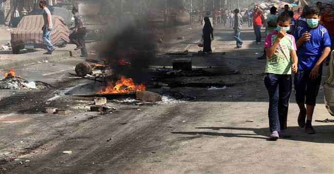 3 killed in Egypt as Islamists protest