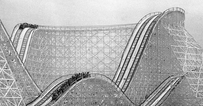 Last scream for California's Colossus coaster