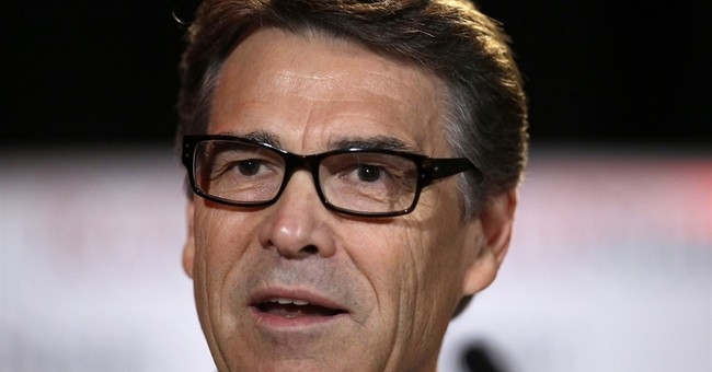 Key dates leading to indictment of Texas' Perry