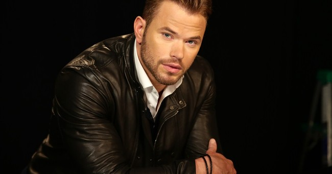 Kellan Lutz says Robin Williams was role model