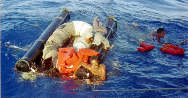 US sees surge in Cuban rafters aiming for Florida