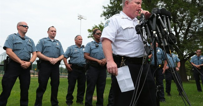 Officer's name begins to lift weeklong mystery