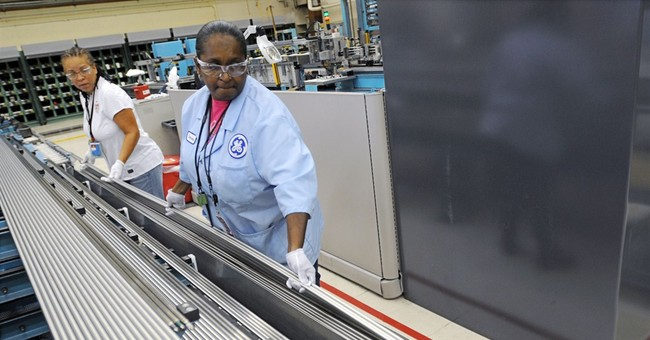 US factory output surges in July