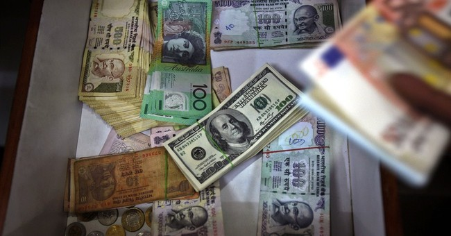 Foreign holdings of Treasury debt top $6 trillion