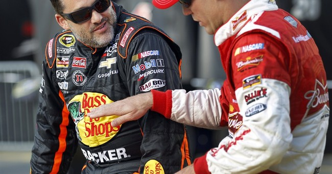 NASCAR bars drivers from exiting cars after wrecks