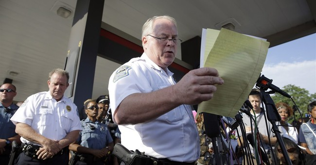 Chief: Officer didn't know Brown was a suspect