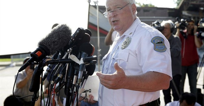 Ferguson police chief cedes much of his authority