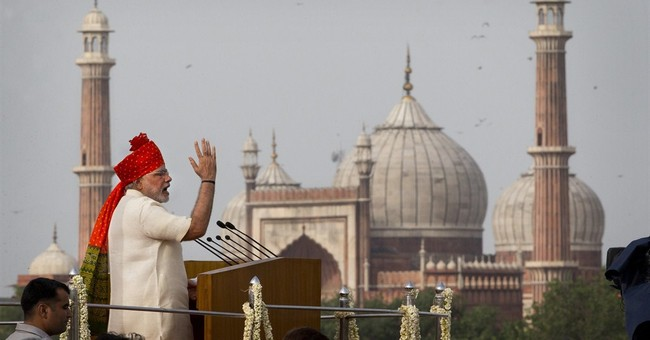 Indian PM urges an end to violence against women