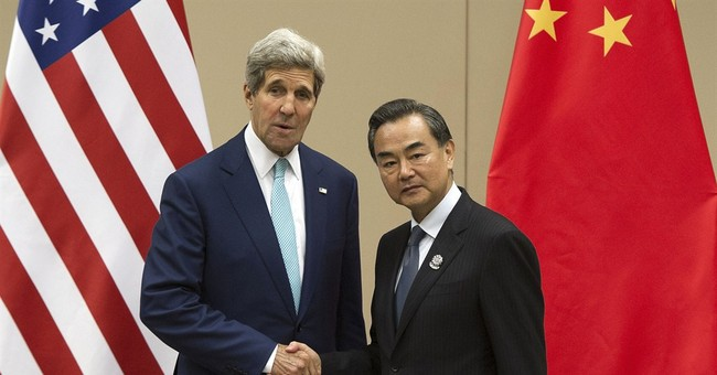 John Kerry talks Asian relationships, trade pact