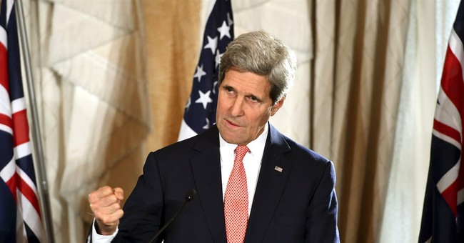 John Kerry talks Asian relationships, trade pact