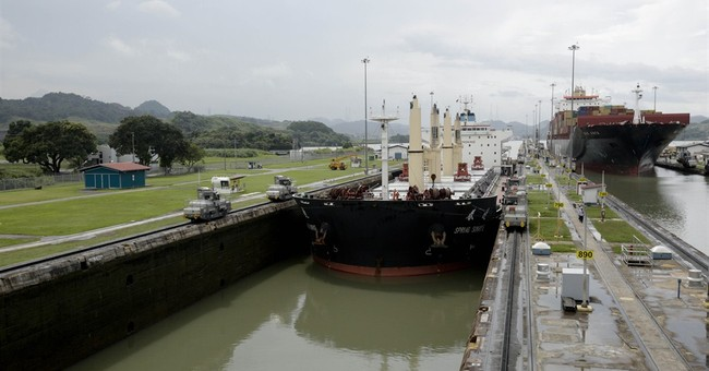 Panama Canal turns 100 as expansion hits snags