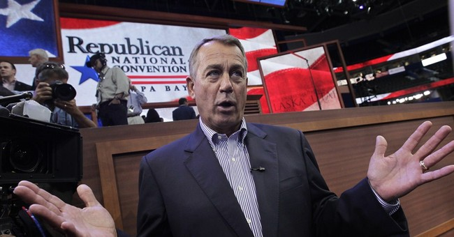 Boehner's fundraising skills evident during summer