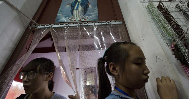 AP PHOTOS: A look at the pope's visit to S. Korea