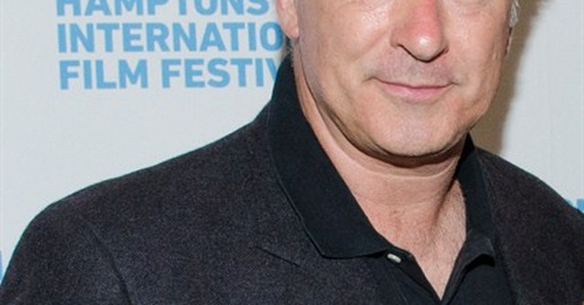 Alec Baldwin: Neighbor arrested this time, not me