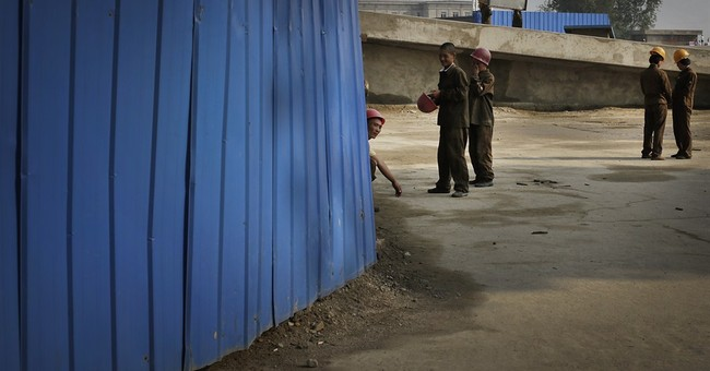 Building fail sheds light on N. Korean priorities