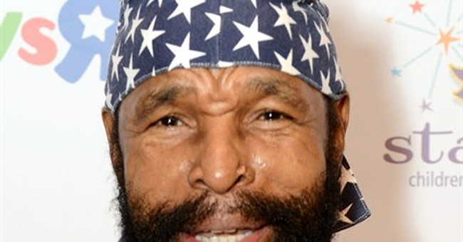 Mr. T pities criminals as he awaits jury duty