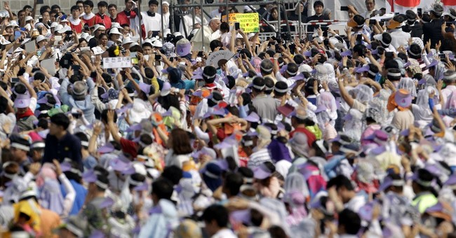 S. Koreans express pride, surprise at pope visit