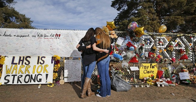 APNewsBreak: Teen gunman deemed not a high threat